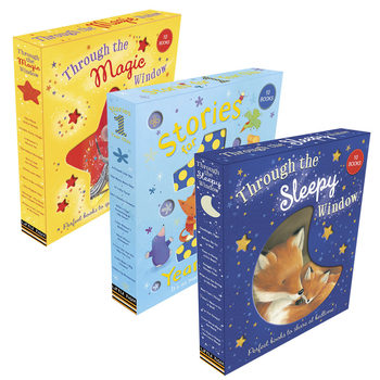Story Time 10 Piece Slipcase Collection