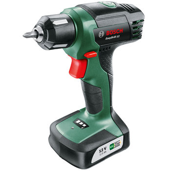Bosch EasyDrill 12 Cordless Drill Driver with Integrated Battery