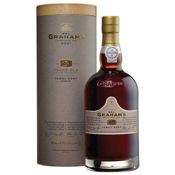 Graham's 40 Year Old Tawny Port, 75cl