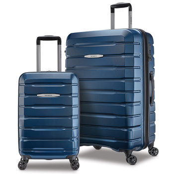 ae827fcaf Samsonite Tech-2, 2 Piece Hardside Suitcase Set in 2 Colours