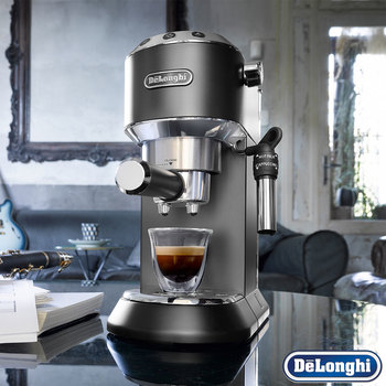 De'Longhi Pump Espresso Coffee Machine Black EC685.BK