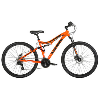 "Barracuda 27.5"" (69.8 cm) Draco DS Mountain Bike, Orange/Black"