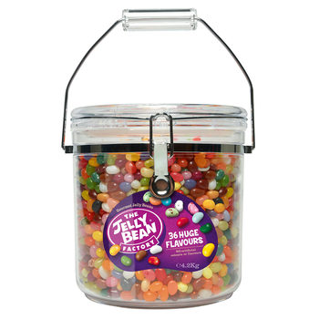 The Jelly Bean Factory Jelly Bean Tub, 4.2kg
