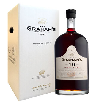 Graham's 10 Year Old Tawny Port, 4.5L