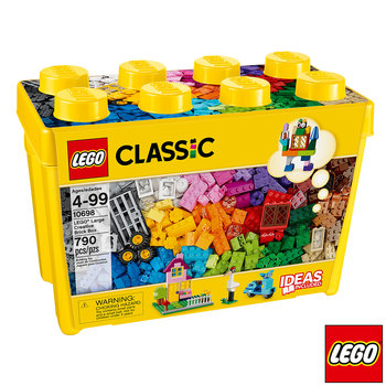 LEGO Classic Brick Box - Model 10698 (4+ Years)
