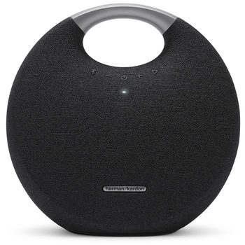 Harman Kardon Onyx Studio 5 Portable Bluetooth Speaker in Black