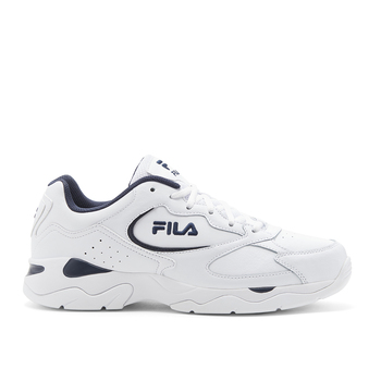 Fila Tri Runner Men's Athletic Shoes in White, 6 Sizes