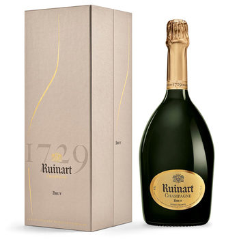 Ruinart ''R'' de Ruinart Brut NV Champagne, 75cl With Gift Box