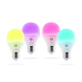 LIFX Mini A19 E27 Smart Bulbs 4 Pack