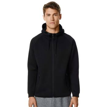 32° Degrees Mens Tech Fleece Full Zip Hooded Top in 3 colours and 4 sizes