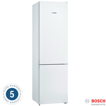 Bosch KGN39VWEAG, Fridge Freezer A++ Rating in White