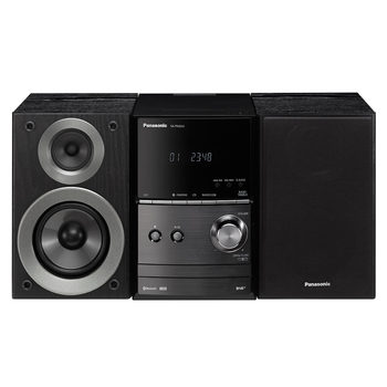 Panasonic SC-PM602EB-K Micro HiFi System in Black