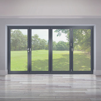 Origin Bi-fold Door up to 4m available in 2 colours