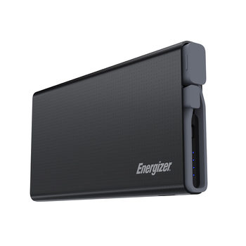 Energizer UE10004_BK, 10000mAh Power Bank in Black