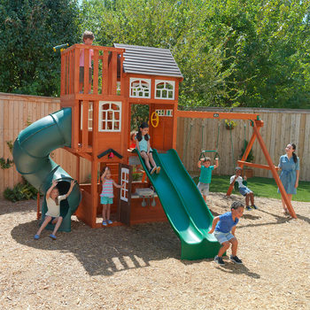 Cedar Summit Copper Ridge 3 Storey Playcentre (3-10 Years)