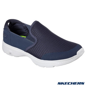 Skechers GOwalk 4 Men's Shoes Available in 2 Colours and 6 Sizes