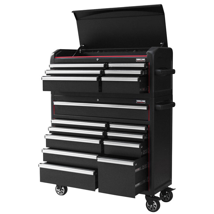 Kirkland Signature 42 Quot 106cm Redline 16 Drawer Garage