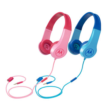 Motorola Squads 200 Kids Wired Headphones