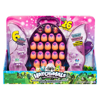 Hatchimals Carrying Case With 26 Colleggtibles (5+ Years)