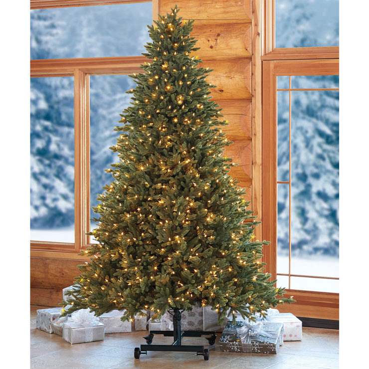 Pre Lit Christmas Trees At Costco: 9ft (2.7m) Pre-Lit 850 LED