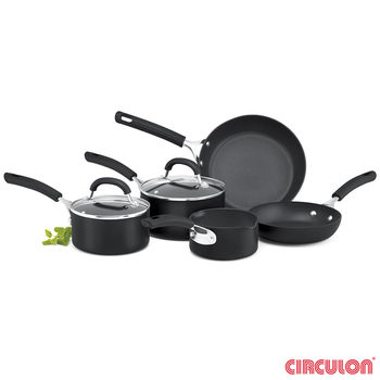 Circulon Origins Hard Anodised Induction 5 Piece Cookware Set