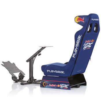 Playseat Evolution Red Bull GRC Racing Seat for Playstation, Xbox, Nintendo, Mac and PC
