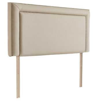 Silentnight Malvern Sandstone Fabric Headboard in 4 Sizes