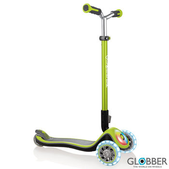 Globber Elite Prime Scooter in 2 Colours (3+ Years)