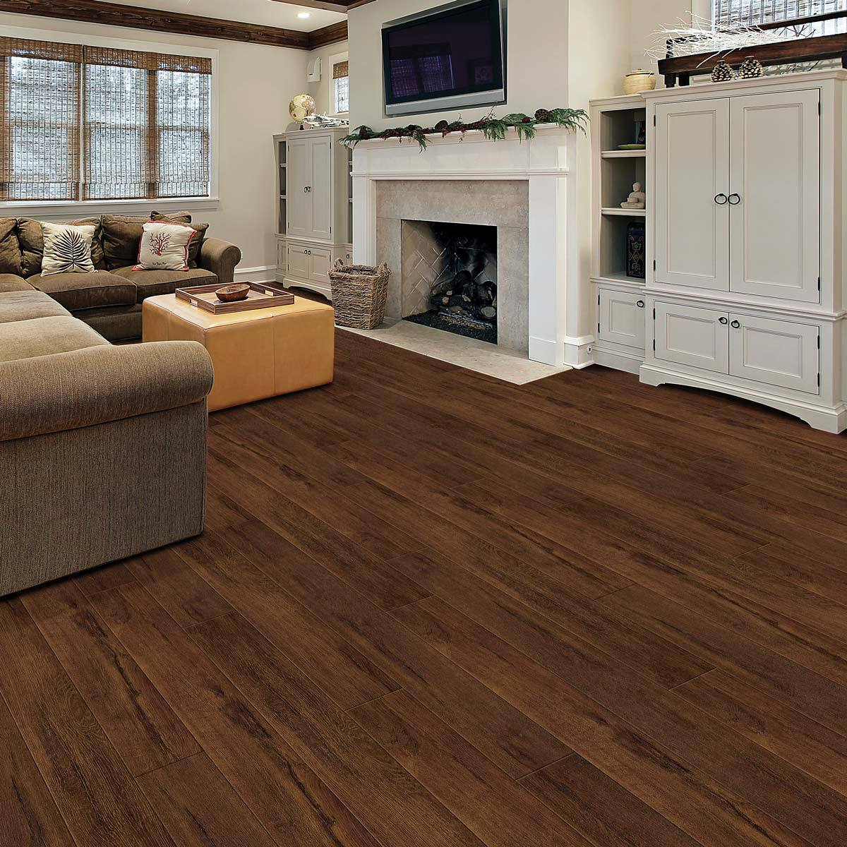 Golden Select Highland Brown Oak, Costco Laminate Flooring Installation Cost