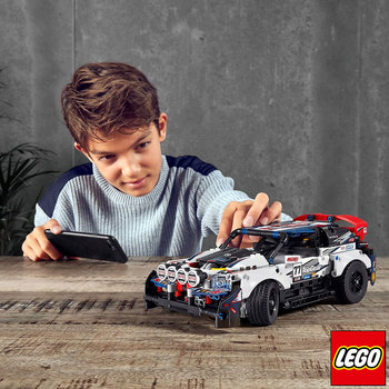 LEGO Technic Top Gear Rally Car - Model 42109 (9+ Years)