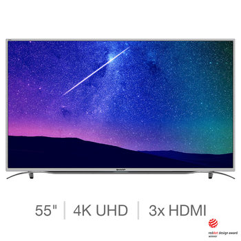 Sharp LC-55CUG8362KS 55 Inch 4K Ultra HD TV