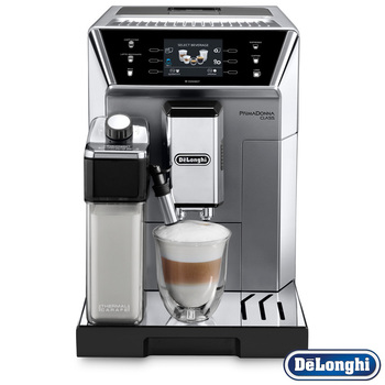 De'Longhi PrimaDonna Class Bean To Cup Coffee Machine ECAM550.75.MS