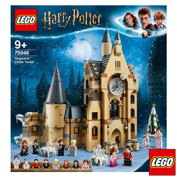 LEGO Harry Potter Hogwarts Clock Tower - Model 75948 (9+ Years)