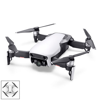 DJI Mavic Air Fly More Combo with DJI Tello Drone and 64GB Micro SD card