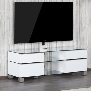 "Sonorous MD8240 Cantillever TV Cabinet for TV's up to 65"", in 2 Colours"