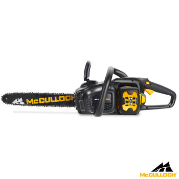 "McCulloch 58V 14"" (35cm) Cordless Chainsaw with Battery & Charger - Model Li58CS"