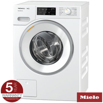 Miele WWE320, 8kg, 1400rpm Washing Machine A+++ Rating in White