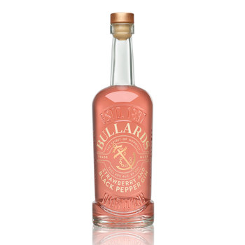 Bullards Strawberry and Black Pepper Gin, 70cl