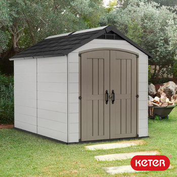 "Keter Montfort 7ft 6"" x 11ft (2.3 x 3.5m) Shed"