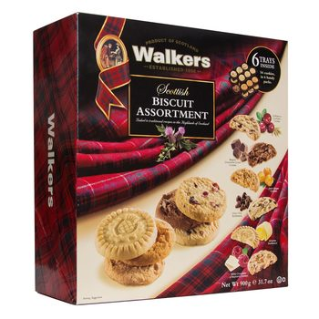 Walkers Scottish Biscuit Assortment, 900g