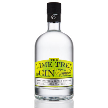 The English Drinks Company Lime Tree Gin, 70cl