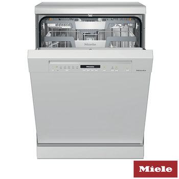 Miele G7102SC, 14 place settings Dishwasher A+++-10% Rating in White