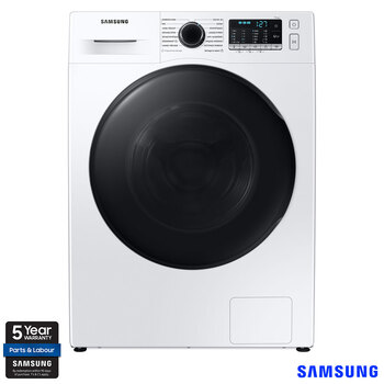 Samsung WD80TA046BE/EU, 8kg/5kg, 1400rpm, Washer Dryer, B Rating in White