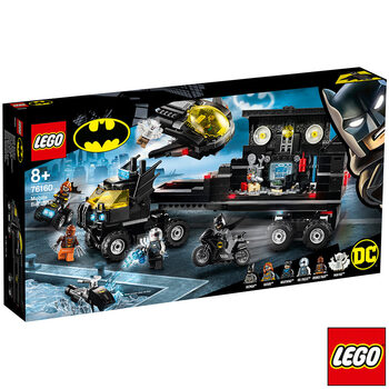 LEGO DC Comics Batman Mobile Bat Base - Model 76160 (8+ Years)