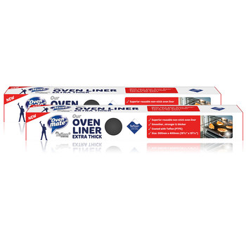 Oven Mate Extra Thick Oven Liner, 2 Pack