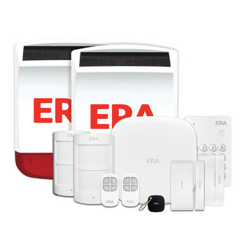 ERA Pro Plus Smart HomeGuard Alarm and Control Kit