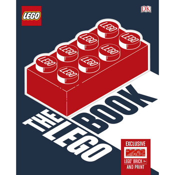 The LEGO Book: Deluxe Edition (3+ Years)