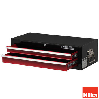 Hilka HD Pro 2-Drawer Steel Add On Tool Chest