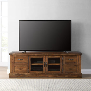 Bayside Furnishings Media Console for TVs up to 72""
