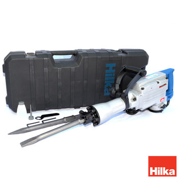 Hilka 1500W Demolition Breaker with Carry Case